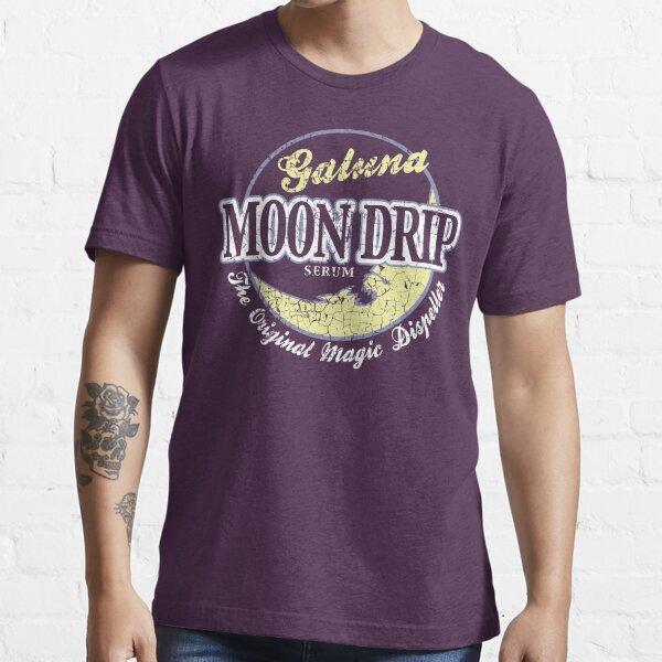 Galuna Moon Drip Essential T-Shirt