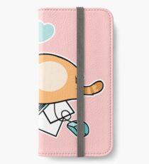Cute Laptop Cat iPhone Wallet/Case/Skin