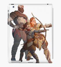 God of War Kratos Arteus Hunting iPad Case/Skin