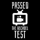 Passed the Bechdel Test by LiunaticFringe