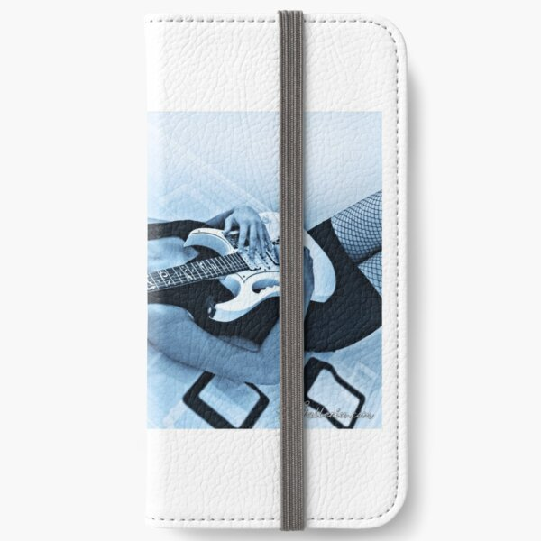 """My Ibanez Jem"" iPhone Wallet"