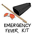 Emergency Fever Kit by reverentgeek