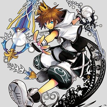 Kingdom Hearts - Sora by Invest92