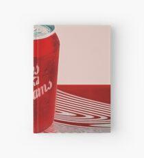 Beverage Hardcover Journal