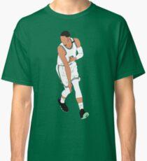Jayson Tatum 3 Point Celebration Classic T-Shirt