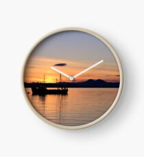 Islay Sunrise Clock