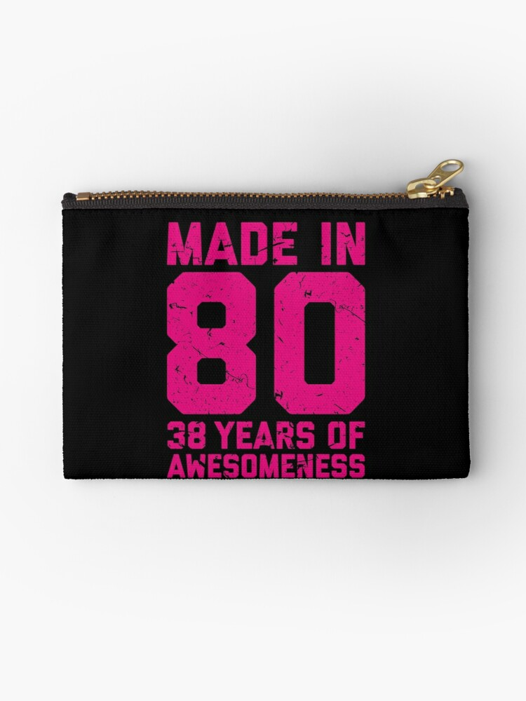 38th Birthday Gift Adult Age 38 Year Old Women Womens