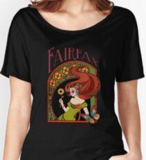 Fairfax  Women's Relaxed Fit T-Shirt