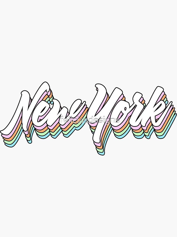 New York by feliciasdesigns