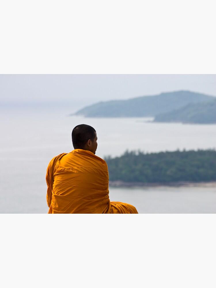 Thai Monk by SteveChilton