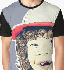 Dustin Gaten matarazzo Stranger things By Mimie Graphic T-Shirt