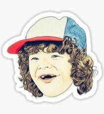 Dustin Gaten matarazzo Stranger things By Mimie Sticker