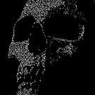 Fuzzy Skull by AshleyMakes