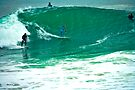Surfing The Wedge by photosbyflood
