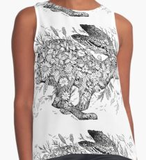 Blusa sin mangas Meadow Hare