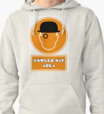 Bowler Hat Area Pullover Hoodie