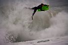 Flying The Hard Way. by photosbyflood