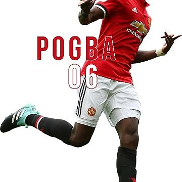 Paul Pogba / Manchester United / French Hope by NIKOisCREATING