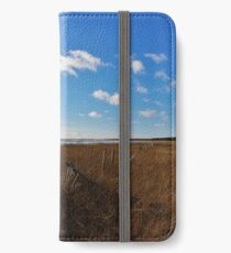 Barrier to the Sea iPhone Wallet/Case/Skin