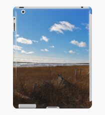 Barrier to the Sea iPad Case/Skin