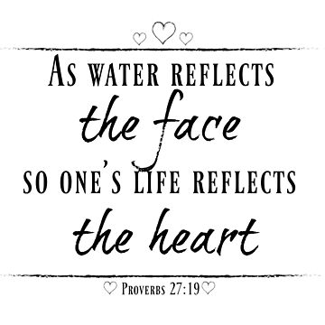 Proverbs 27:29  by Bfiggins