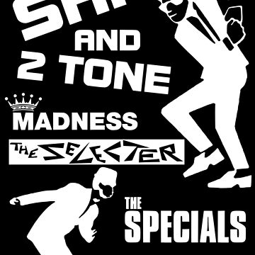 SKA and 2Tone Vibrations by mademoiselleana