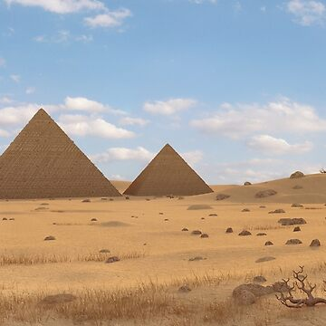 Pyramids by MarcMons