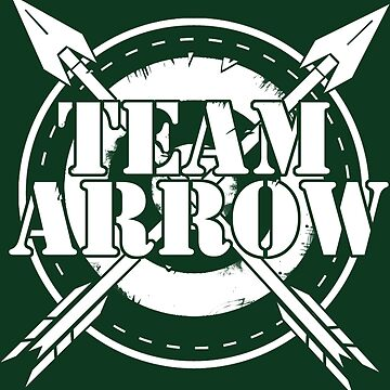 Team Arrow by SRRgraphics