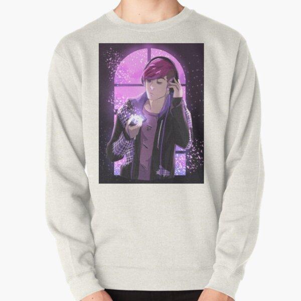 Window Series; Virgil Sanders Pullover Sweatshirt