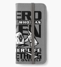 Proud Fireman A Hero is Someone Who Has Given iPhone Wallet/Case/Skin