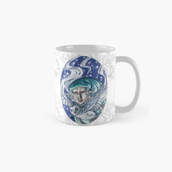 A Feathered Breath Classic Mug