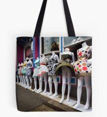 Windblown. Tote Bag