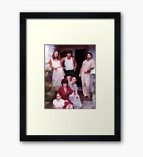 Da Clan!  Framed Print
