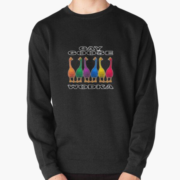 Gay Goose Wodka Pullover Sweatshirt