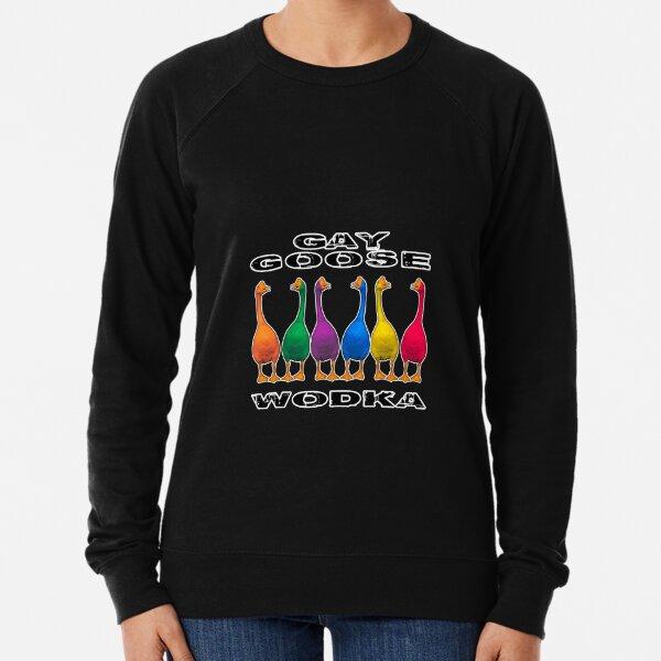Gay Goose Wodka Lightweight Sweatshirt