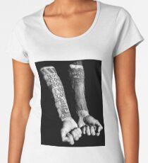 Tatoo T-shirt premium femme