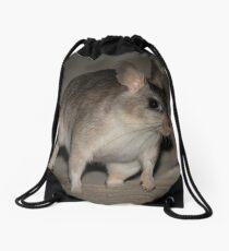 Giant rat of Madagascar Drawstring Bag