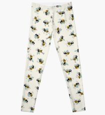 Dancing bee Leggings