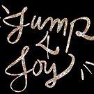 Jump 4 Joy Glitter Party by Filomena Jack