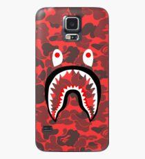 shark camouflage Case/Skin for Samsung Galaxy