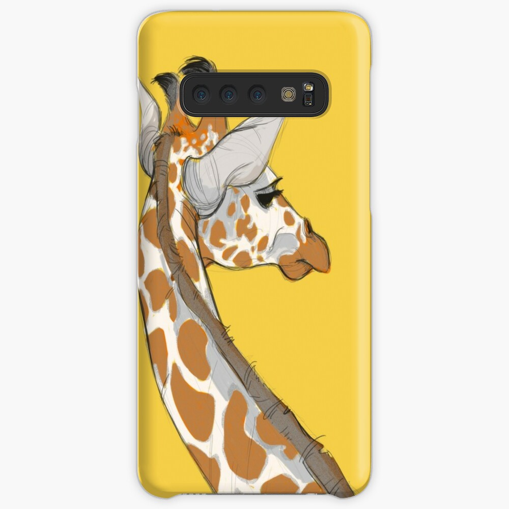 Giraffe Case & Skin for Samsung Galaxy