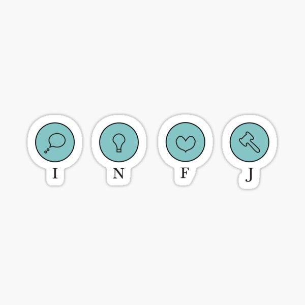INFJ Sticker