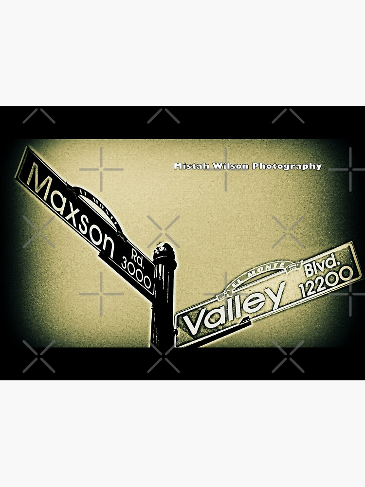 Maxson & Valley1 El Monte CA by Mistah Wilson Photography by MistahWilson