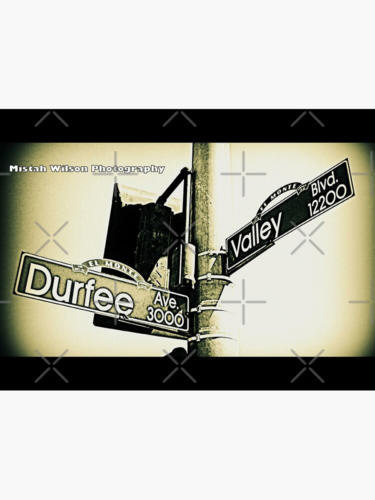 Durfee & Valley1 El Monte CA by Mistah Wilson Photography by MistahWilson