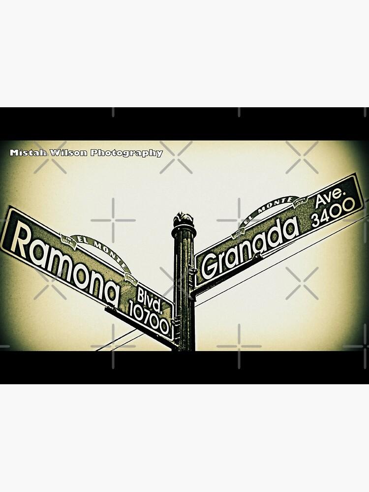 Ramona & Granada1 El Monte CA by Mistah Wilson Photography by MistahWilson