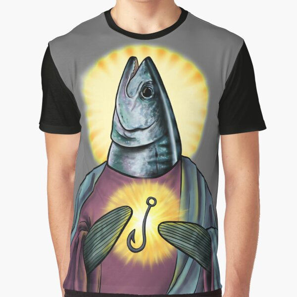 Holy Mackerel!  Graphic T-Shirt