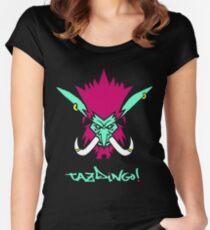 Tazdingo! Sen'Jin Women's Fitted Scoop T-Shirt