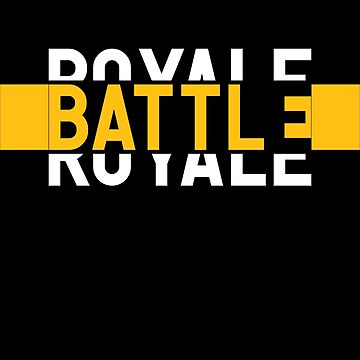 Battle Royale Designer  by Corauction