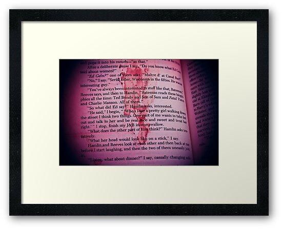 American Psycho - Bret Easton Ellis by MacLeod