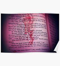 American Psycho - Bret Easton Ellis Poster